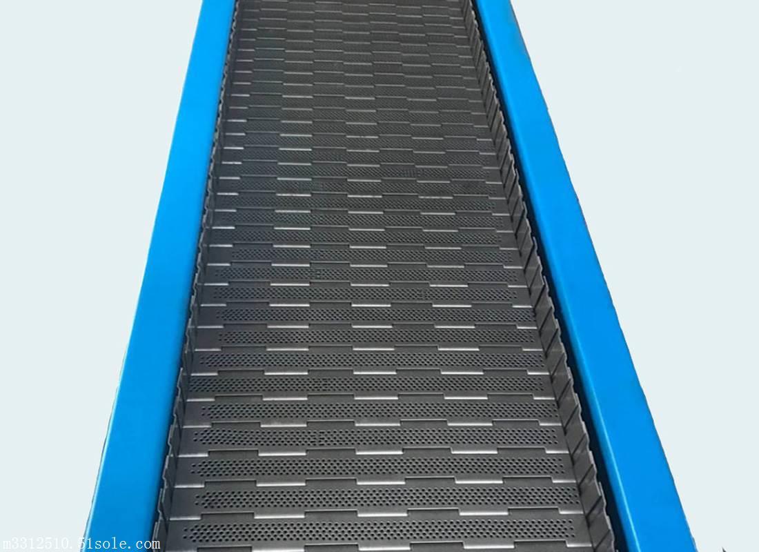 链板输送机冲孔链板输送机顺鑫专业制造
