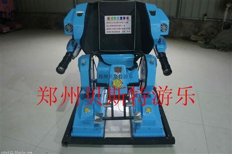河南鹤壁机器人碰碰车贝斯特制造新工艺上等质量