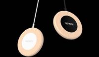 木质qi无线充电器