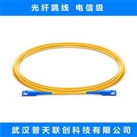 联创  SC/UPC  电信级  光纤跳线  3米  光缆跳线  光纤尾纤