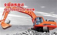 曲靖斗山挖掘机销售电话