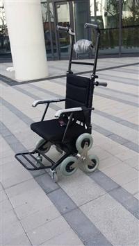 北清泰博履带电动爬楼梯轮椅爬楼车能上下楼轮椅电动爬楼轮椅