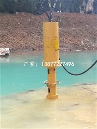 广西柳州生产大型岩石劈裂机可以在水下作业机械设备