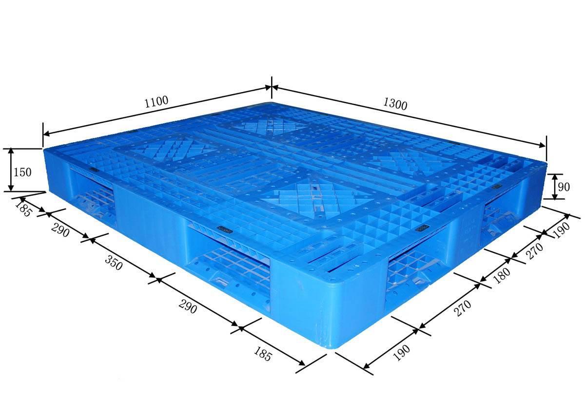 烟台塑料托盘塑料垫板厂家大量供应各种规格托盘