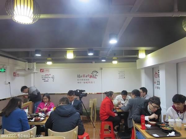 女群主特色餐饮加盟品牌深圳福永店隆重开业
