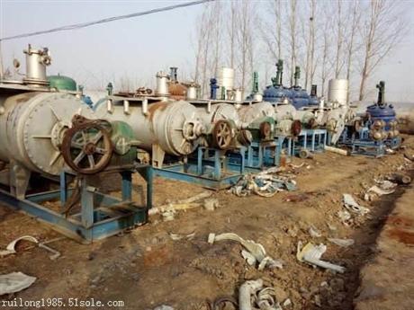 山东二手闪蒸干燥机厂家出售二手化工干燥设备二手真空耙式干燥机