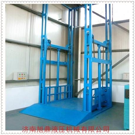 3吨导轨升降货梯厂家