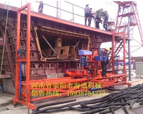 供应高铁桥梁拔管机可替代电动卷扬机