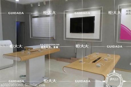 OPPO体验店 手机卖场设计生产一体化提供商