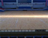 详细的室内运动木地板安装流程