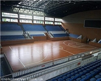 体育场运动木地板   体育木地板七项性能指标