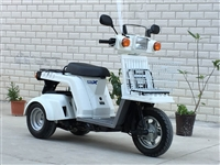 现车销售2008年本田不倒翁小三轮50 碣石二手摩托车