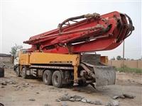 赣州混凝土泵车出租