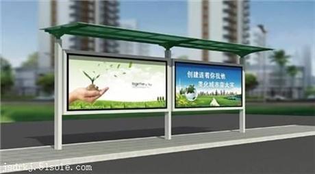 昆明垃圾箱宣传栏,候车亭公交站台,广告灯箱指路牌厂家