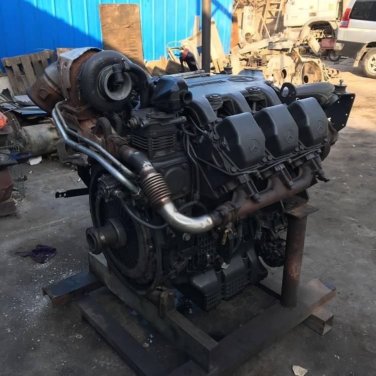奔驰泵车OM501LA发动机 奔驰进口发动机配件