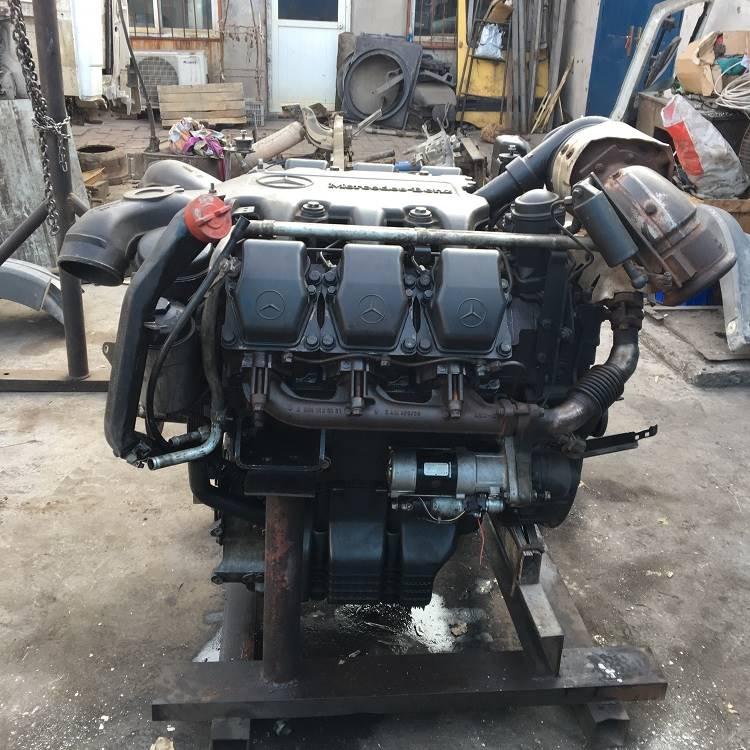 奔驰泵车发动机总成 奔驰进口发动机配件