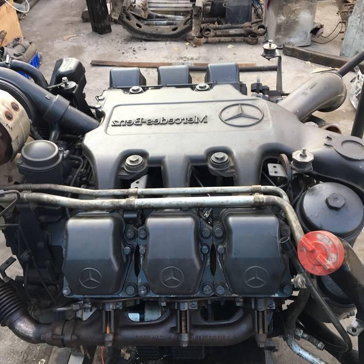 奔驰泵车发动机总成奔驰OM501LA机油泵