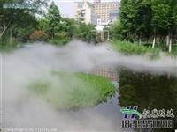 景观人造雾设备供应/景观水雾设备/景观冷雾造雾设备