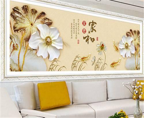 温馨钻石画 武汉青霂时尚商贸有限公司销售价格