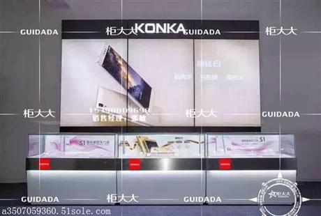 手机展示柜系列 步步高手机展示柜厂家直销