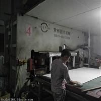 8成新常山圆丰产1200吨2手贴面热压机转让