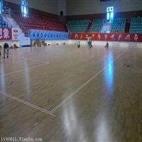 篮球运动木地板材质决定价格、价格决定质量