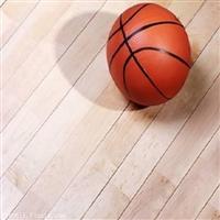 体育木地板用于篮球场馆