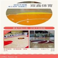 室内篮球馆安装篮球运动木地板已成为不可阻挡的发展趋势