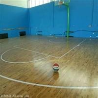 体育运动木地板翻新提高地板的耐用程度