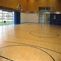 体育馆运动木地板性能系数