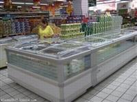 定購超市冷柜送免費安裝調試