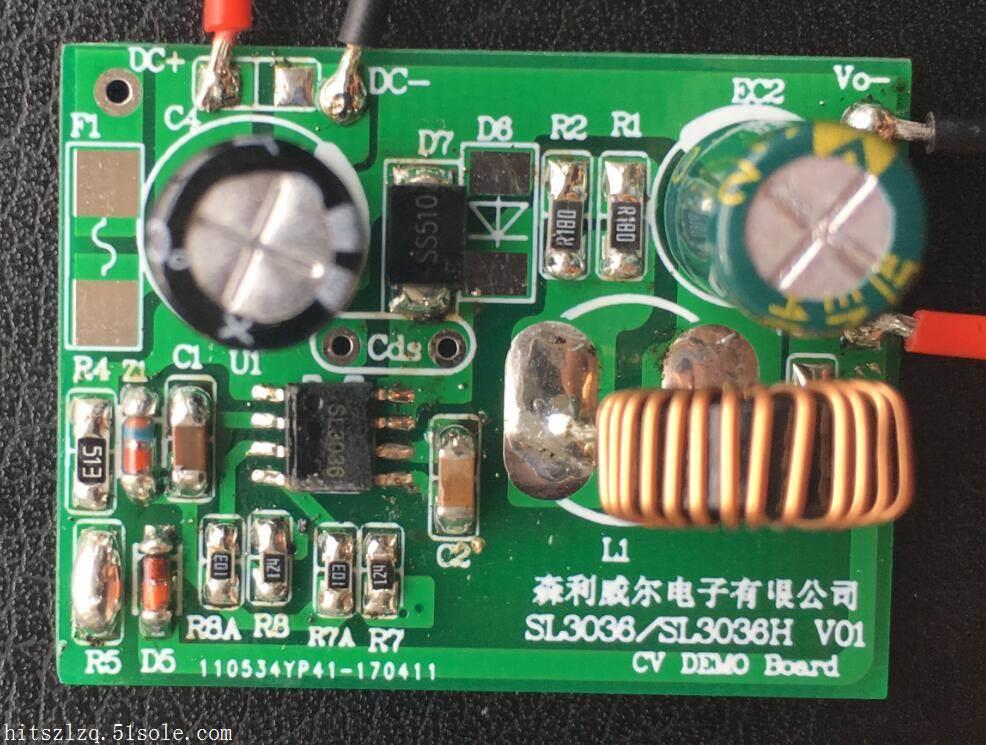 首页 电子 集成电路/ic 驱动ic > 森利威sl3036直流100v降压ic可替代