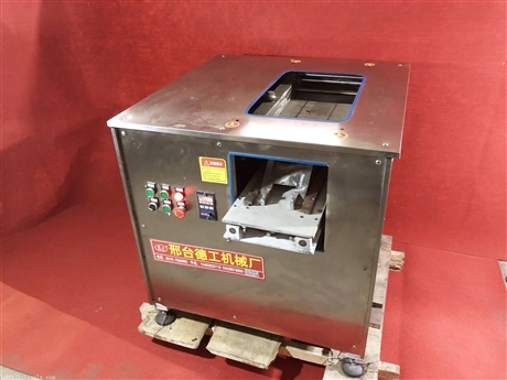 福州自动一次成型切鱼片机设备