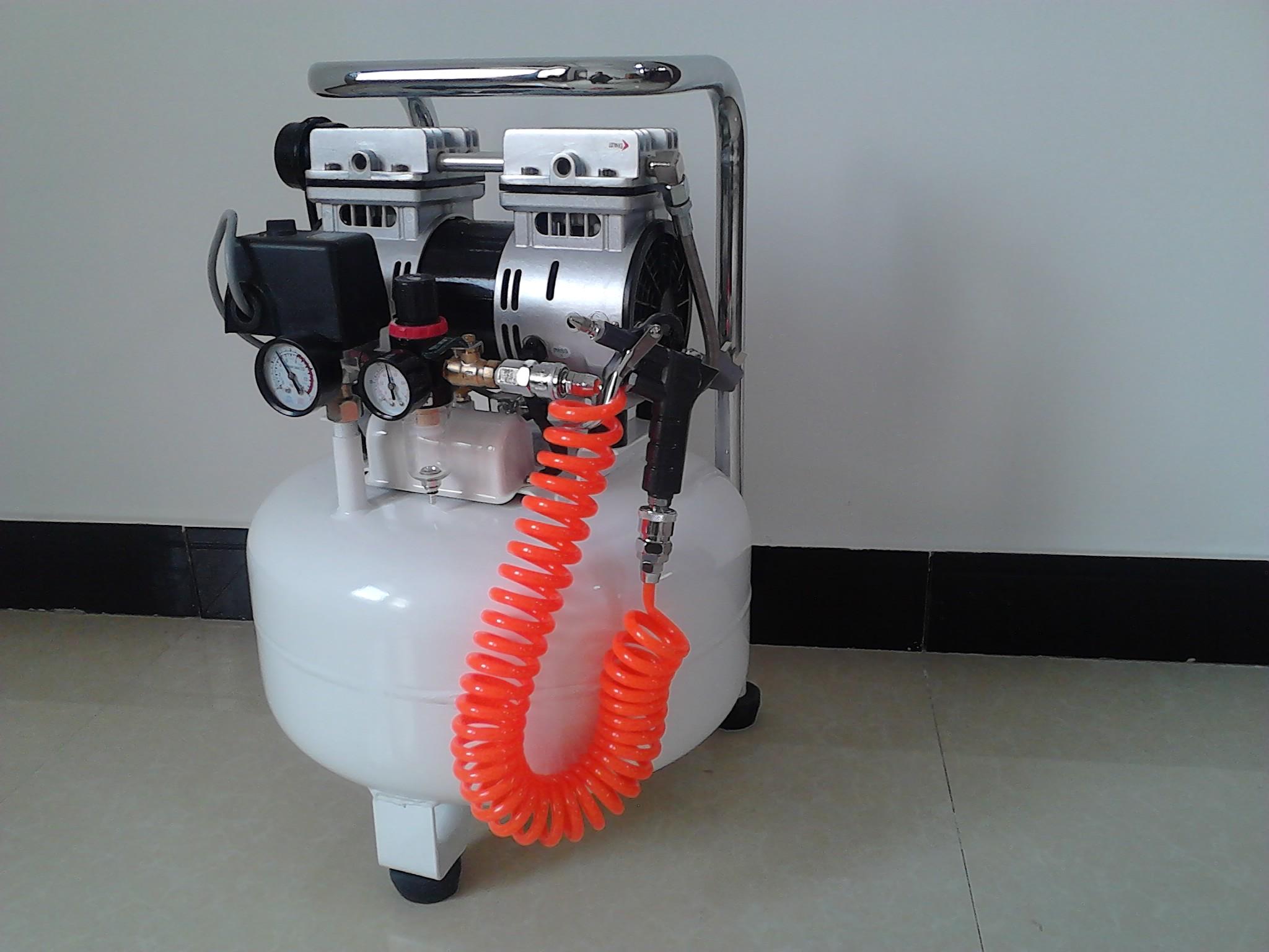 医用无油静音空压机气泵牙科