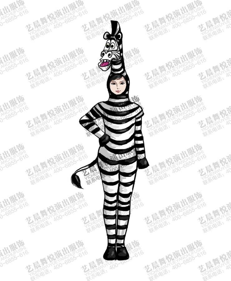 艺晨舞悦大型舞台晚会演出表演服装定制设计厂家