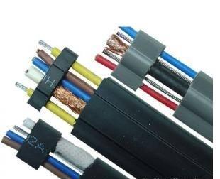 自承式扁电缆和光伏电缆