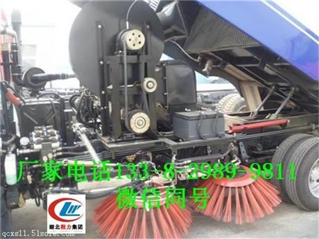 贵州扫地车多少钱