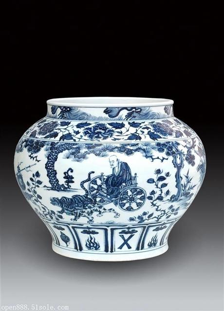 元代青花瓷器拍卖成交记录