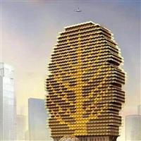 广东汕尾铝单板厂家价格 氟碳铝单板幕墙 铝单板窗花