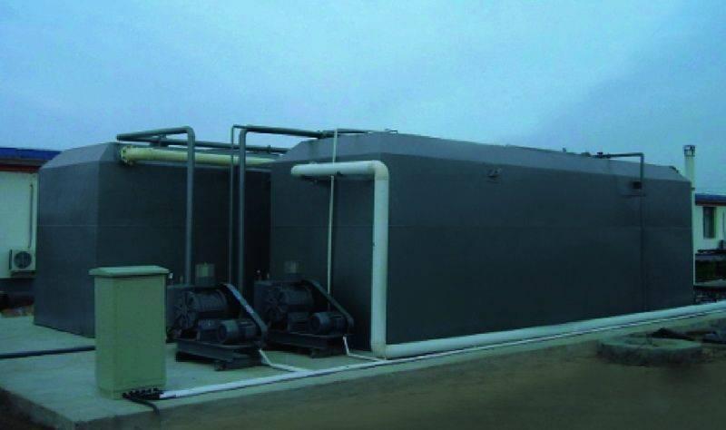 养殖污水处理设备原理