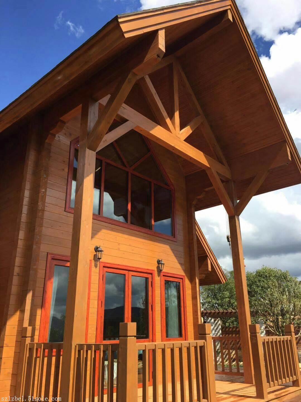 联众木结构房屋