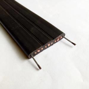 YBF钢丝抗拉硅橡胶行车电缆