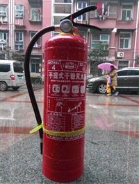武汉4公斤灭火器配送