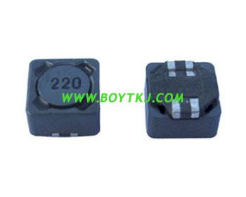 平行感量四脚贴片共模电感BTRHB125