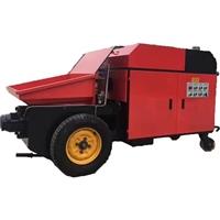 KH砂浆输送泵 细石混凝土输送泵
