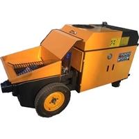 长沙水泥砂浆输送泵厂家  长沙二次构造浇筑泵价格