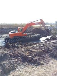 水陆挖掘机改装价格
