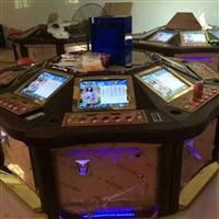 明牌实物单挑捕鱼游戏机一台多少钱