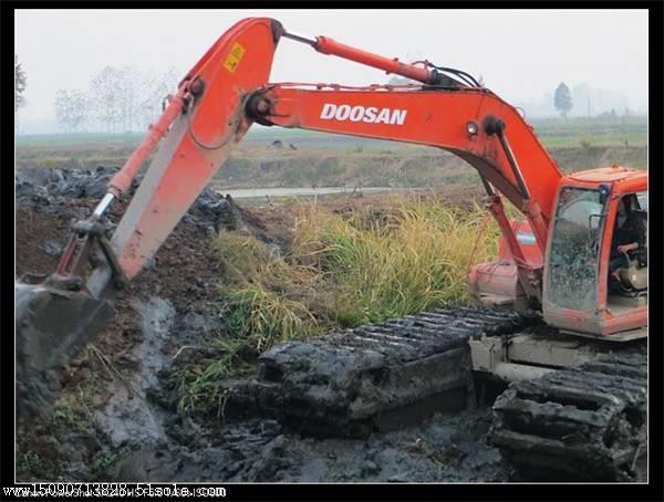 德州水陆挖掘机出租