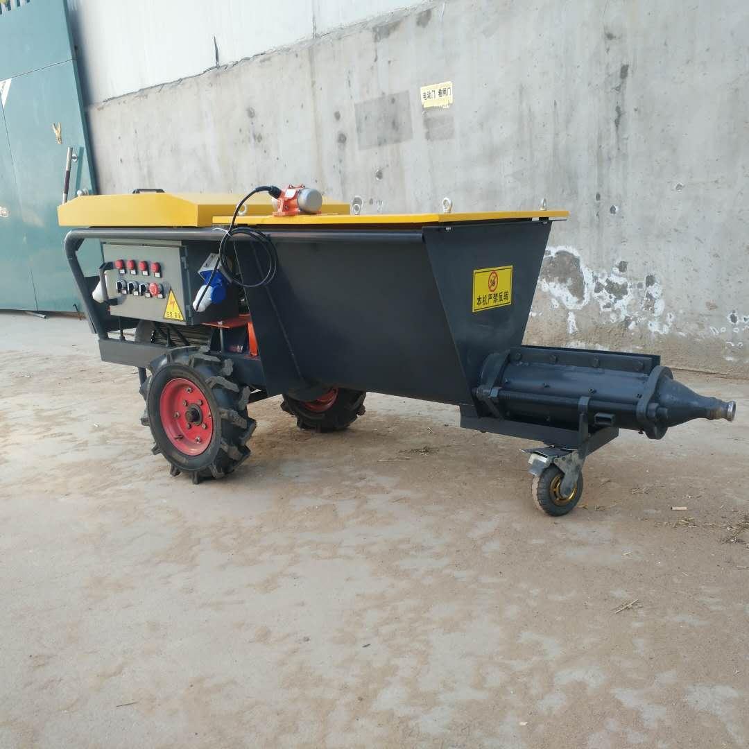 水泥砂浆喷涂机喷浆机厂家价格优惠